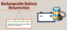 Bring Old Batteries Back To Life Again at Home - How To Recondition Batteries at Home - www.how-to-recond. Bring Old Batteries Back To Life Again - Save Money And NEVER Buy A New Battery Again DIY Battery Reconditioning Pole Dancing, Computer Battery, Battery Hacks, Battery Icon, San Francisco, Lead Acid Battery, Save Your Money, Courses, Saving Money