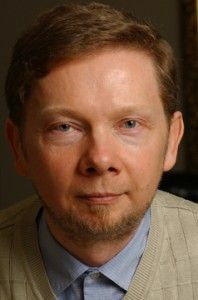 Eckhart Tolle :: Spiritual Teacher & Author of The Power of Now & A New Earth