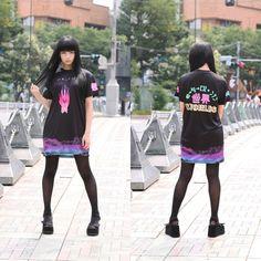 worlds x galaxxxy my new collab w/ harajuku brand galaxxxy, my fav japanese streetwear brand http://www.joe-inter.co.jp/galaxxxy/porterrobinson/ …