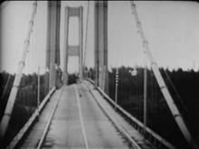 File:Tacoma Narrows Bridge destruction.ogg