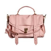 Proenza Schouler Medium Pastel Pink Leather // my idea of perfection Celine, Handbag Accessories, Fashion Accessories, Dior, Pink Cotton Candy, Chanel, Pink Leather, Proenza Schouler, Swagg