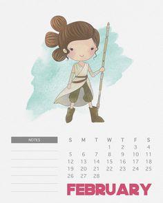 TCM-2017-StarWars-Calendar-2-February.jpg (2400×3000)