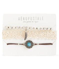 Boho Bracelet 3-Pack -