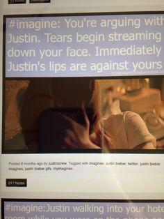 Imagine : Justin Bieber ~ Sexy ~ Fight