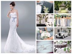 Classic Ivory and grey theme