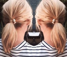 The Easiest Way to Make Your Ponytail Look 1,000 Times Chicer (Hey, Worked for Diane Kruger)