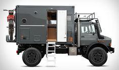 荷蘭 Bliss Mobil 軍用級貨櫃露營車 - DECOmyplace 新聞