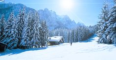 389€ | -42% | #Trentino – 8 #Tage #Pistensause inkl. #Skipass & #Halbpension