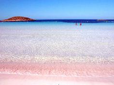 Formentera, Spain - Were comming for you! Spain Travel, Italy Travel, Ibiza Strand, Formentera Spain, Pink Sand Beach, Ibiza Beach, Tropical, Sardinia Italy, Balearic Islands