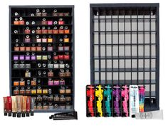 Hair Color Storage Rack Tools Organizer