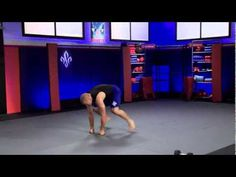 GSP RUSHFIT Georges St-Pierre's Balance & Agility, Stretching for Flexibility Workouts