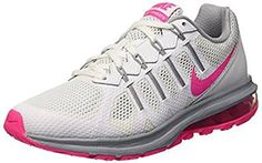 Nike Air Max Dynasty WhitePink BlastWolf Grey Womens Running Shoes *** Check this awesome product by going to the link at the image.(This is an Amazon affiliate link and I receive a commission for the sales)