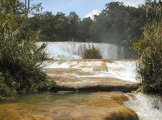 cascate di agua azul - Messico