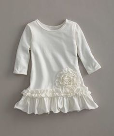 Ava will wear this top with navy shrug