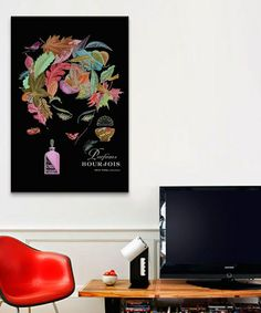 Another great find on #zulily! Parfums Bourjois Gallery-Wrapped Canvas #zulilyfinds