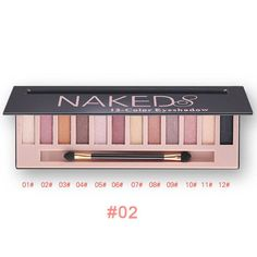 Cosmetic Makeup Shimmer Matte Long-Lasting Palette Make Up Colors Pigment Eyeshadow Palette shadow palette Eye Shadow