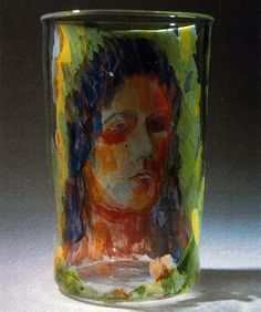 William Bernstein Exhibiting member Glass
