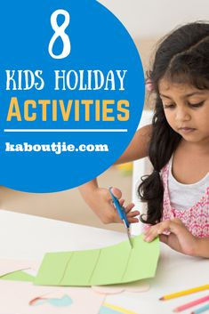 8 Kids Holiday Activities PLUS Beebeebox Giveaway  Most parents are dreading those long school holidays when the kids get bored and as a result start bickering or picking fights with their siblings. But the school holidays don't have to be a stressful time for both kids and parents if you have kids holiday activities lined up.  #kidsactivities #holidays
