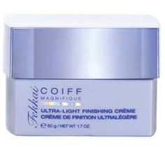Frederic Fekkai Coiff Magnifique Ultra Light Finishing Creme, 1.7 oz.-This lightweight formula helps to soften hair while boosting shine. Hair is left with a sleek and defined finish.