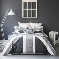 Home Republic Quilt Covers and Bedding - Union Jack at Adairs