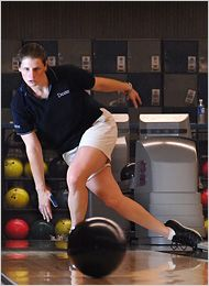 Kelly Kulick- My bowling inspiration. I dream of being as good as her someday!