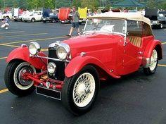 HRG 1500 Roadster 1947