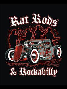 Rock(a)(billy) illustration