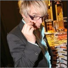 Nick Rhodes looks good in this picture.
