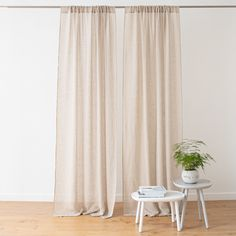 The Garza curtain with rod pocket is a super-light curtain with a delightfully sheer quality. It hangs beautifully and will add a simple elegance to your interior. Rod Pocket Curtains, Linen Curtains, Curtain Fabric, Simple Elegance, Elegant, Curtain Lights, Pure Products, Luxury, Interior