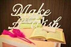 Rocio Marie's Cupcake Themed Party: Message for Rocio Marie