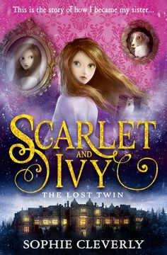(Scarlet and Ivy, 1) When troublesome Scarlet mysteriously disappears from Rookwood School, terrifying Miss Fox invites her quiet twin sister Ivy to 'take her place'. Ivy reluctantly agrees in the hopes of finding out what happened to her missing sister.