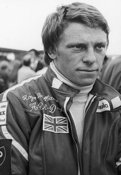 Roger Williamson (Great Britain 1973) by F1-history on deviantART