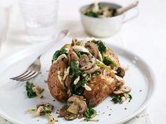Baked potatoes | Love Potatoes