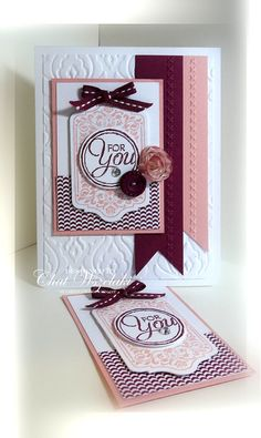 Chalk Talk, Stampin' Up, atc