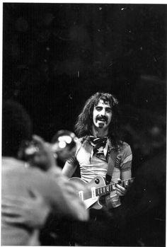 Frank Zappa with The Mothers Of Invention and special guest Rashaan Roland Kirk, 1969 01 31 at the Boston Globe Jazz Festival