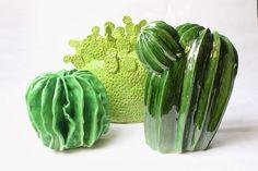 Lina Cofan | Ceramic Cacti