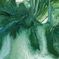 Framed Amazonian II Green Pictures, Framed Art, Wall Art, Fall Mantel Decorations, Green Art, Office Art, Bedroom Art, Kitchen Art, Acrylic Art