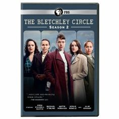 A most fascinating group of women put their superior skills to work solving crimes. Season 2 starts April 13 on PBS and is released two days later on DVD. Amazon.com: Bletchley Circle: Season 2: Bletchley Circle: Movies & TV