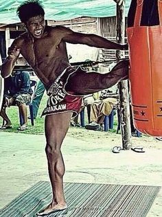 Buakaw, Muay Thai Fighter Extraordinaire