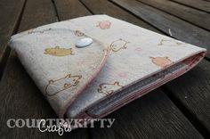 card organizer - piggies by countrykitty, via Flickr