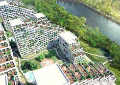 Masterplan for Post-Olympic development of Sochi