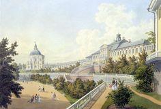 Большой дворец В Ораниенбауме. Адольф Андреевич Беземан