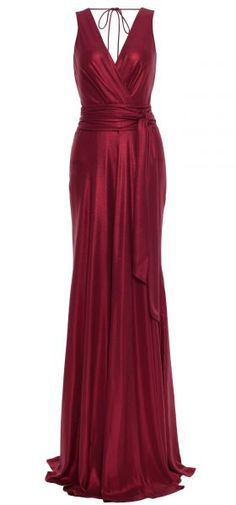 7737c096f Amissima Vestido Longo Foil Moiselle - Arrase com os looks Amissima.  Vestidos longos em crepe