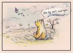 Why do I like Winnie the Pooh quotes so much? Winnie The Pooh Quotes, Winnie The Pooh Friends, Piglet Quotes, Pooh Bear, Tigger, Collateral Beauty, Disney Quotes, Grief, Qoutes