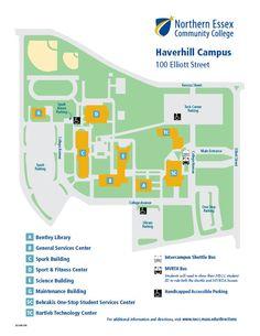ccbc essex campus map 8 Best Necc Campus Tips Images Campus Community College Campus Map ccbc essex campus map