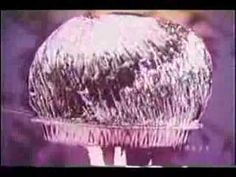 jiffy pop. vintage. commercial. . fun to make. fun to eat... IF you can get it to pop right