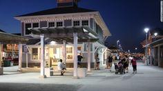 Hampton Beach Boardwalk - New Hampshire - From: CNN Travel