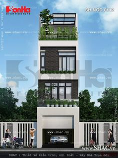 Home Building Design, Building A House, 3 Storey House, Narrow House Designs, Classic House Exterior, Casa Loft, House Elevation, Front Elevation, House Front Design