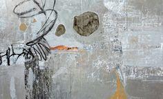 Arturo Pacheco Lugo Imágenes laterales 6  acrílico sobre tela  94 x 150 cm  © 2016