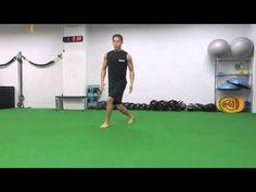 85.【筋トレ】1分間〜ながらトレーニング -Drop lunge-